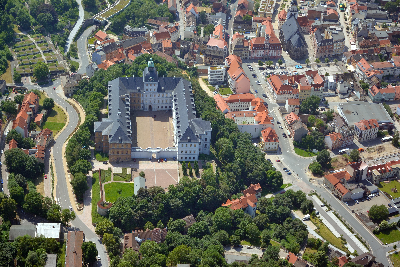 Innenstadt Weißenfels